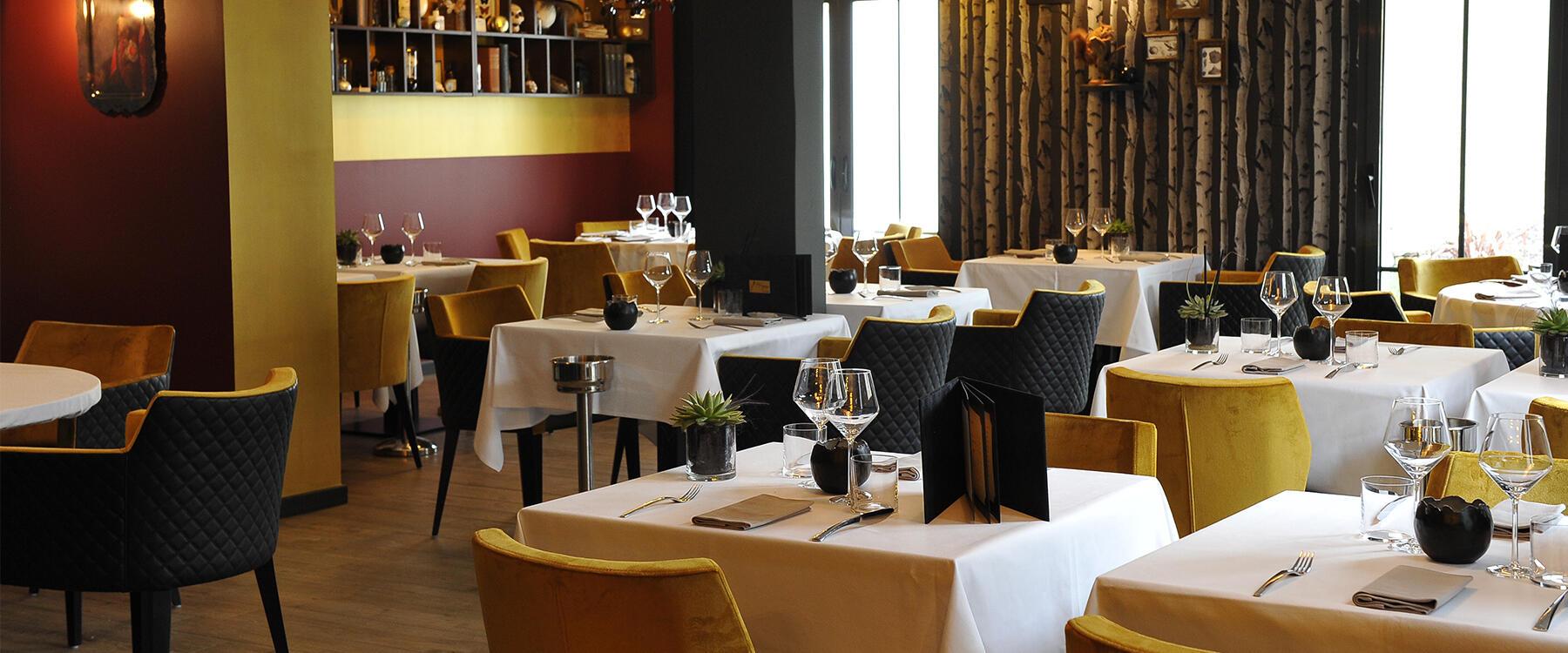 L Hysope Gourmet Restaurant La Jarrie